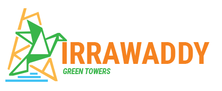 irrawaddy green tower logo